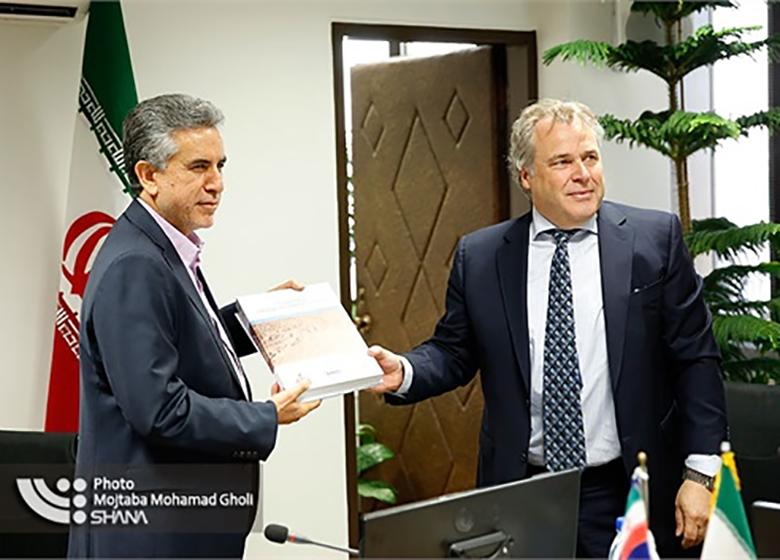 نروژ، نتایج طرح مطالعاتی میدان نفتی چنگوله را ارائه داد