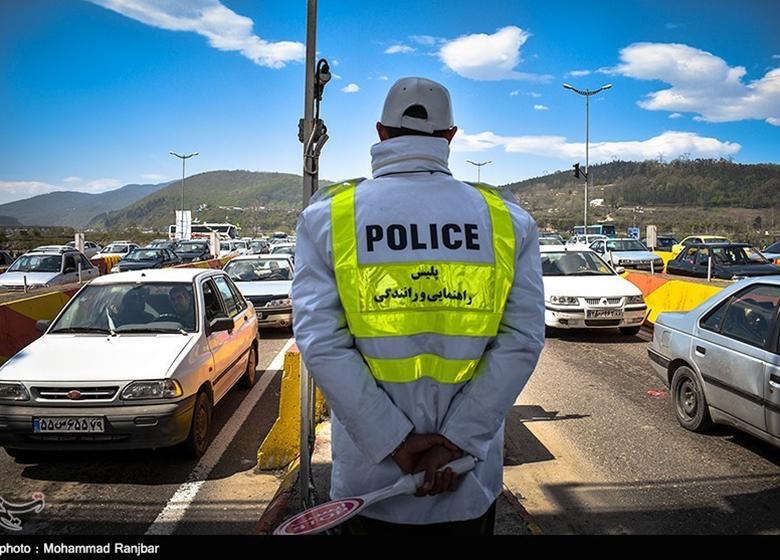 اعمال محدودیتهای ترافیکی در کندوان و هراز