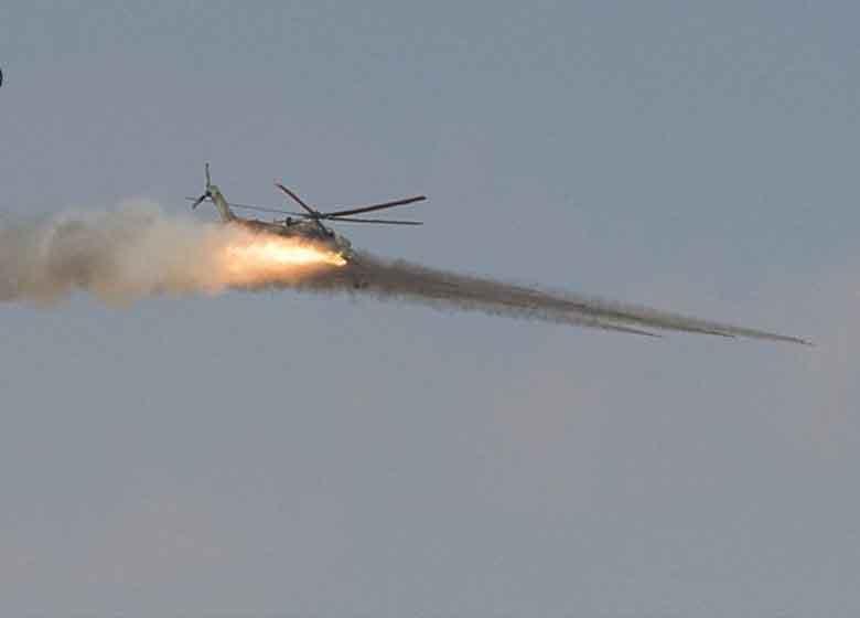 تانک پرنده در اختیار ارتش سوریه قرار گرفت! +عکس