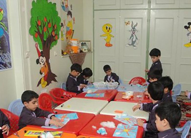 افتتاح اولین مهد سرای کودک شهر تهران در منطقه 8