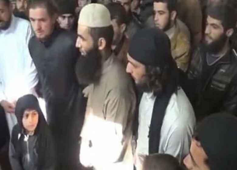 یافتن جسد عروس آلمانی داعش در تلعفر!