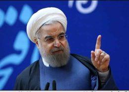 ماجرای برند بودن اسامی وزرای دولت از زبان روحانی/ همه افتخار می کنند با ظریف صحبت کنند/ فیلم