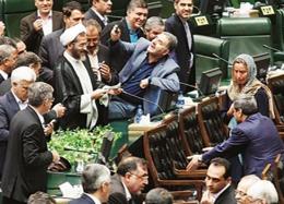 واکنش مردم به عکس گرفتن نمایندگان مجلس با خانم موگرینی