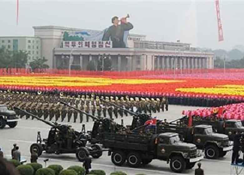 توان ارتش کره شمالی چقدر است؟