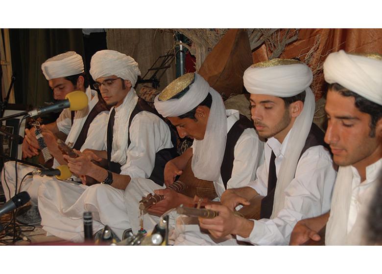 برگزاری جشنواره موسیقی مقامی ایران