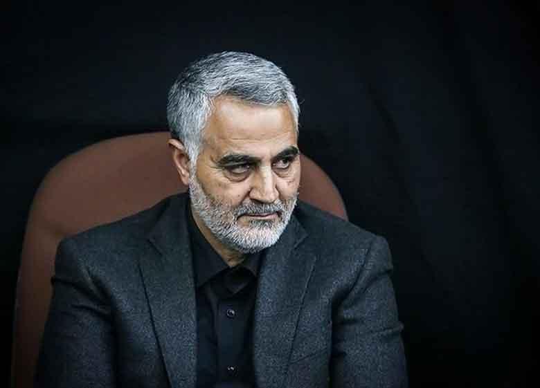 واکنش سردار سلیمانی به شهادت شهید حججی+ ترجمه انگلیسی و عربی
