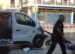 سومين مظنون حمله تروريستی در شهر بارسلون اسپانيا دستگير شد