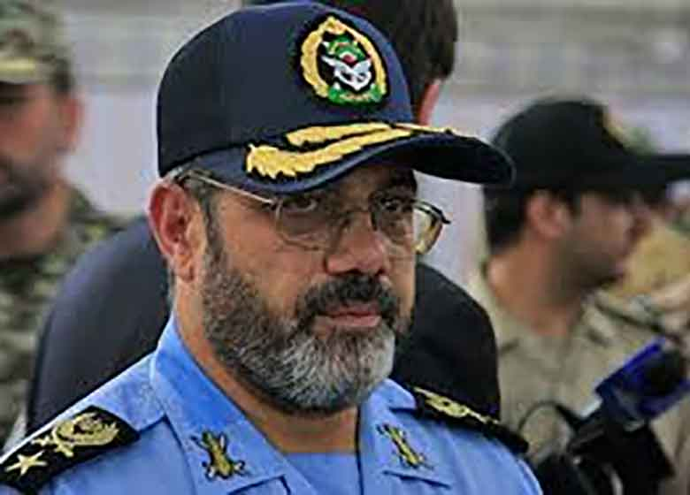 جانشین فرمانده نیروی هوایی ارتش مشخص شد