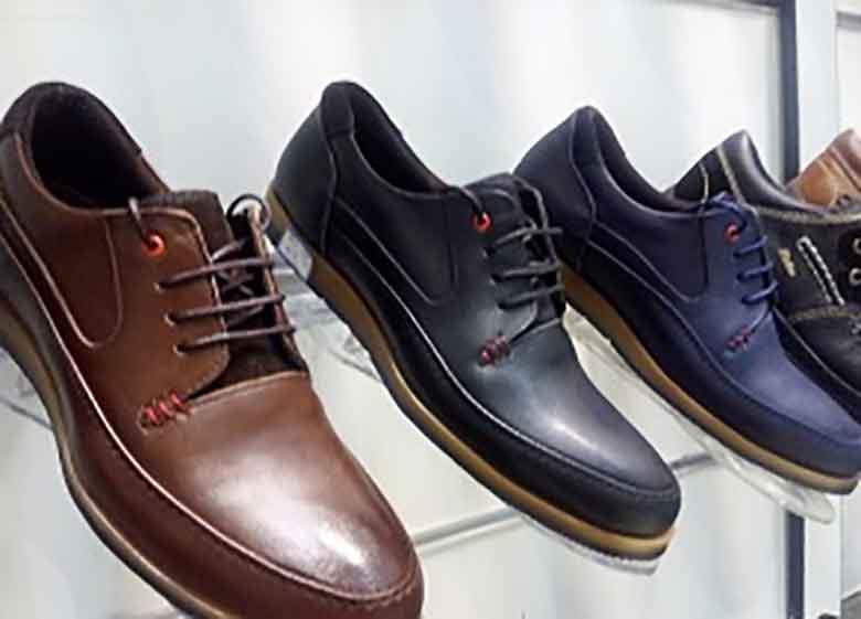 افزایش ۳٫۵ برابری واردات رسمی کفش به کشور
