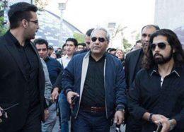 ماجرای اسکورت عجیب مهران مدیری در مشهد /فیلم