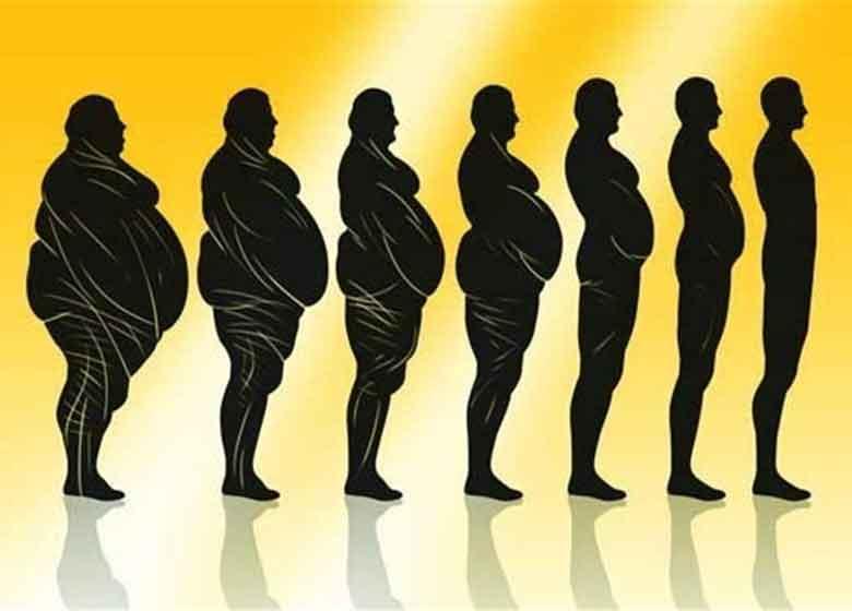 چه مقدار اضافه وزن در سال جایز است