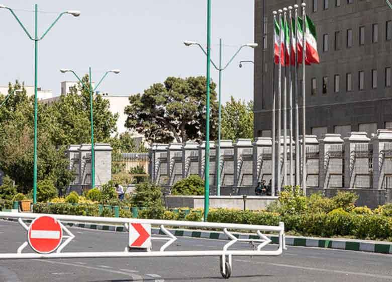 تمهیدات اورژانس و محدودیتهای ترافیکی پایتخت در روز «تحلیف رییس جمهور»