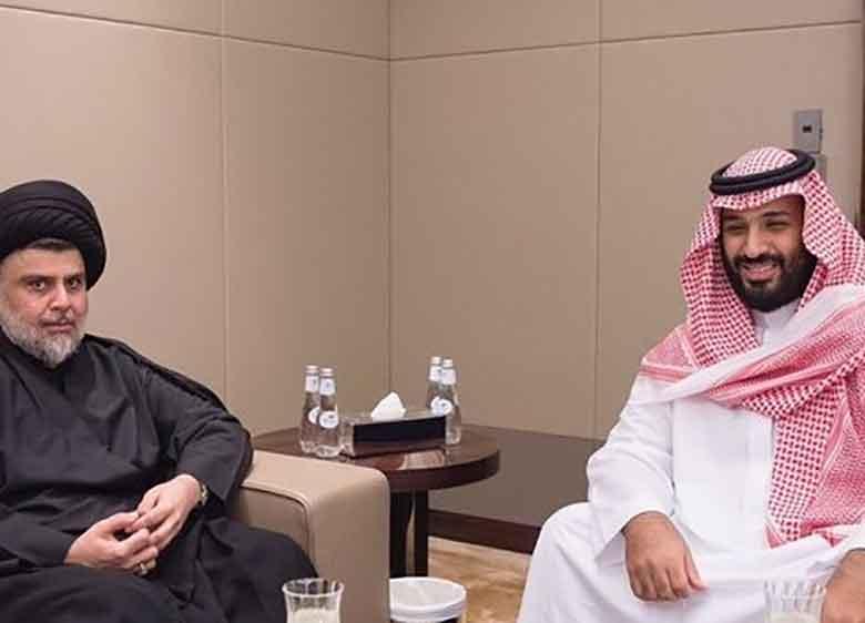 هدف محمدبن سلمان از دعوت مقتدی صدر به ریاض چه بود؟ / آیا مقتدی به عامل سعودی در بغداد برای فشار به تهران تبدیل خواهد شد؟