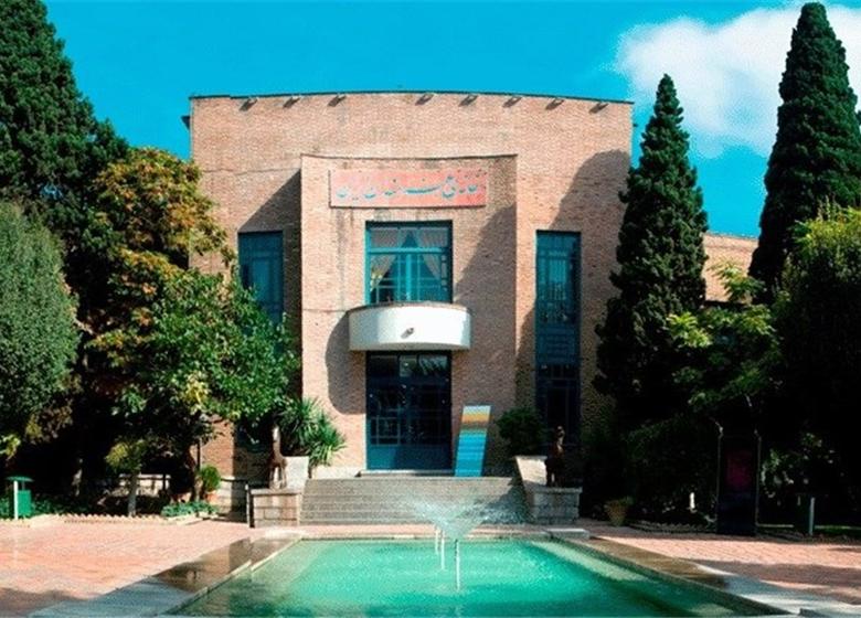 تعطیلات تابستانی خانه هنرمندان ایران