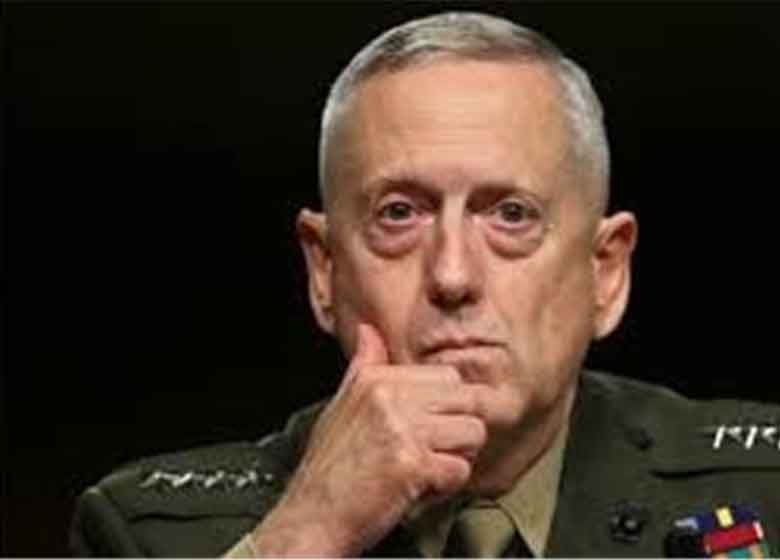 وزیر دفاع آمریکا: جنگ با کره شمالی فاجعه خواهد بود