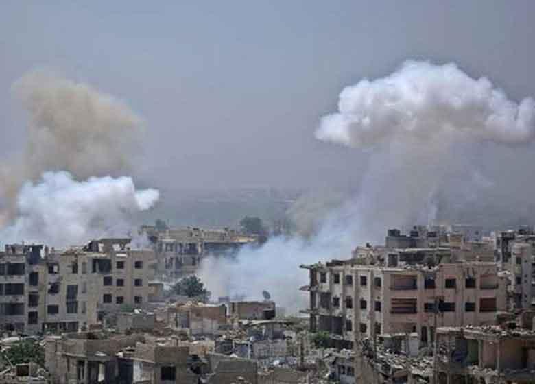 انتحاری داعشی، ۲۵ تروریست را کشت!
