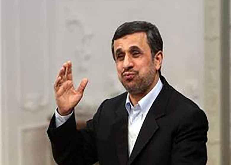 حمله داعش به احمدي نژاد