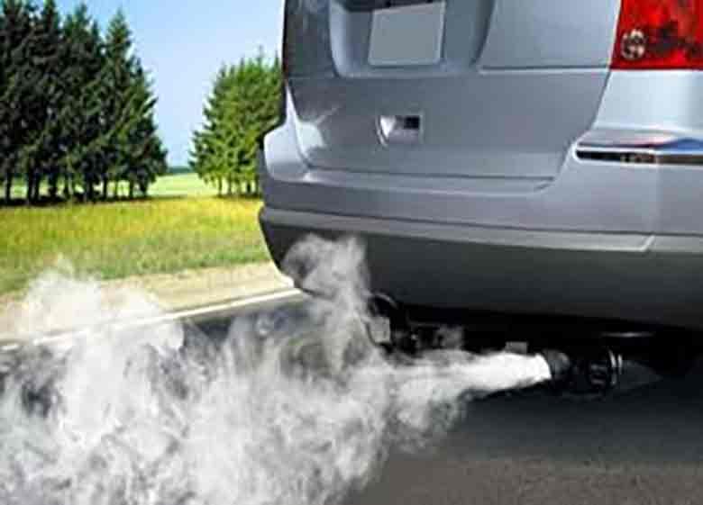 تشخیص مشکل فنی خودرو از دود اگزوز!