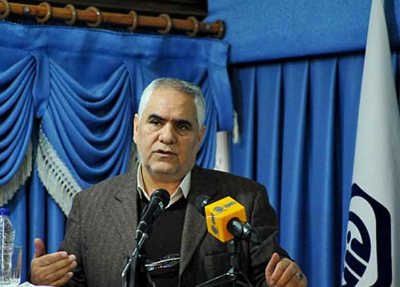 سخنان عجیب تاج الدین معاون پارلمانی سازمان تامین اجتماعی در اجلاس سراسری مدیران کل سازمان