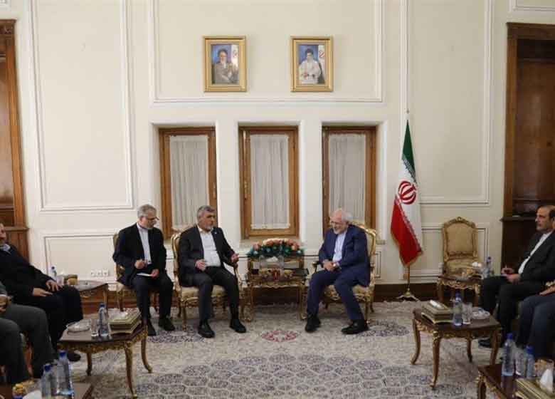 ظریف: موضع جمهوری اسلامی در خصوص فلسطین اصولی و غیرقابل تغییر است