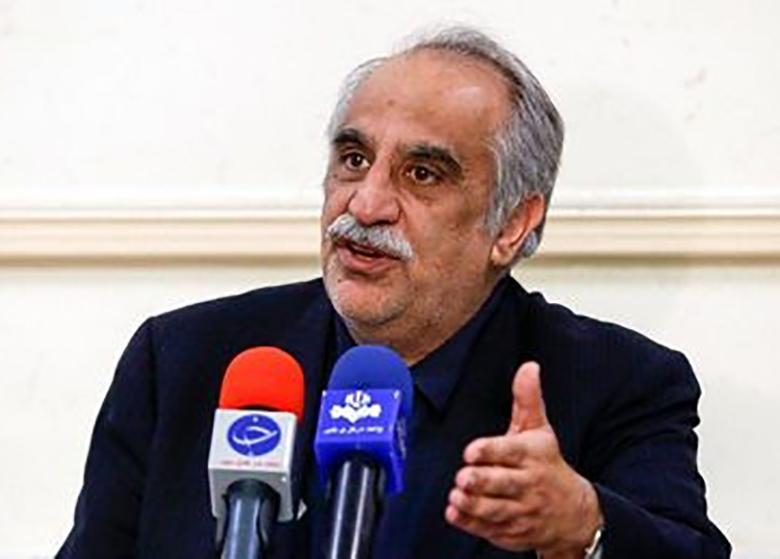 مسعود کرباسیان، وزیر پیشنهادی برای وزارت اقتصاد