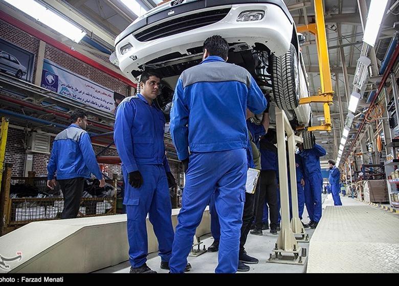 تورم تولید کننده صنعت در فصل بهار۷.۴درصد شد