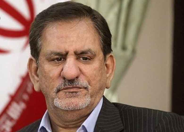 جهانگیری شهادت مظلومانه محسن حججی را تسلیت گفت