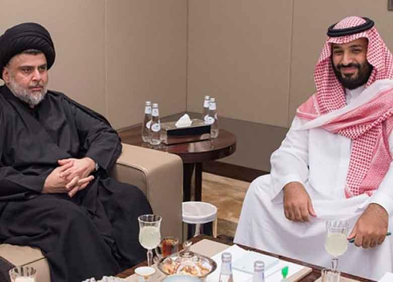 پشت پرده سفر جنجالی صدر به عربستان سعودی چه بود؟/ المانیتور: عربستان با روابط جعلی خود با شیعیان می خواهد تهران را منزوی کند/ صدر پیام ویژه ای به تهران فرستاده است