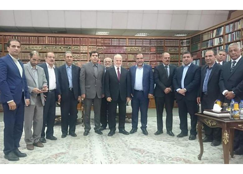 توسعه همکاریهای رسانهای میان ایران و عراق
