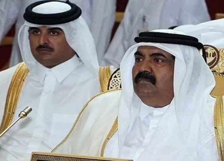 ادعای عجیب شبکه سعودی درباره روابط ایران و قطر