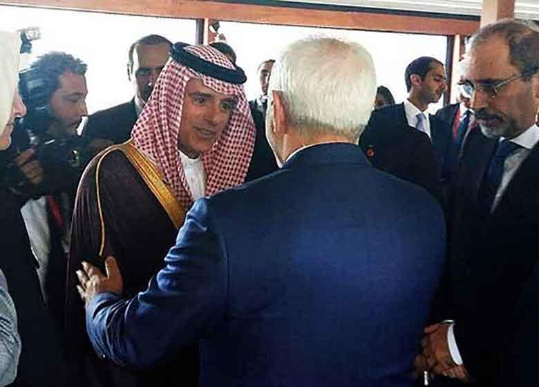 دیدار در استانبول؛ آیا ظریف و الجبیر می توانند تهران و ریاض را به هم نزدیک کنند ؟
