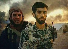 ویدیو کامل از نبرد و اسارت شهید محسن حججی به دست داعش