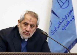دادستان تهران: کارهایی مثل اعتصاب غذا، شکست خورده است