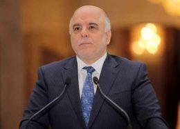 حیدرالعبادی: اجازه نمیدهیم از خاک عراق به ایران حمله شود