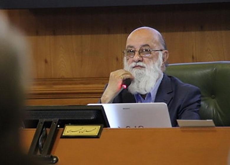 چمران: جلسه یکشنبه شورای شهر غیرعلنی و بدون مصوبه خواهد بود