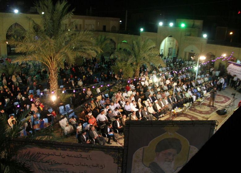 جشنواره بین المللی شعر رضوی در خوزستان پایان یافت