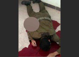 """لحظه شهادت سرباز """"رستگار"""" در حمله صبح امروز اشرار +عکس"""