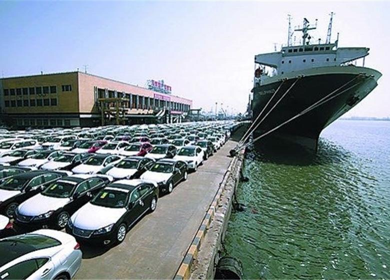 خروج ۶۴۰ میلیون دلار ارز از کشور با واردات کم سابقه ۲۳ هزار خودرو در ۴ ماه