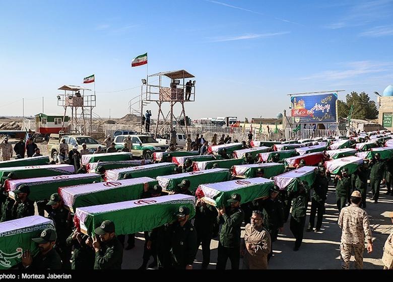 ورود پیکر ۴۸ شهید تازه تفحص شده به کشور