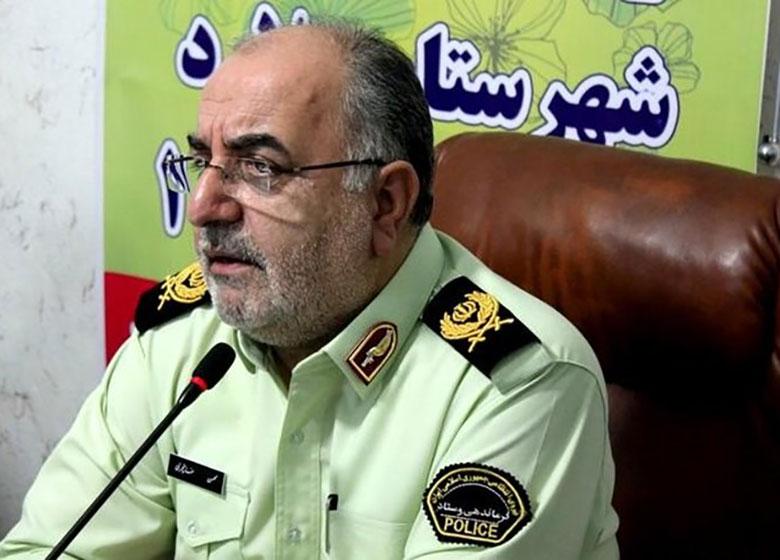 کشف کالاهای قاچاق 70 میلیارد ریالی در غرب استان تهران