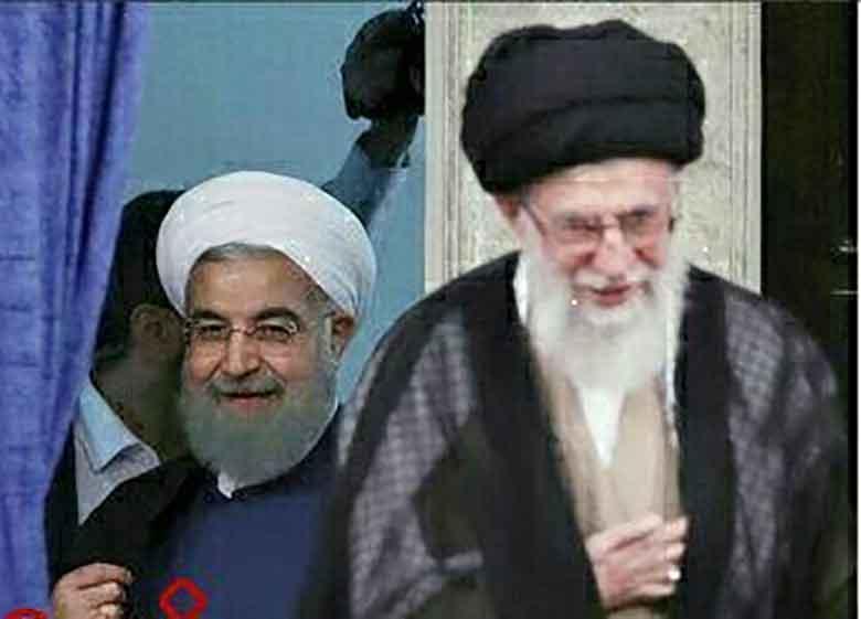 تصویری که حسن روحانی در آستانه مراسم تحلیف در اینستاگرامش منتشر کرد