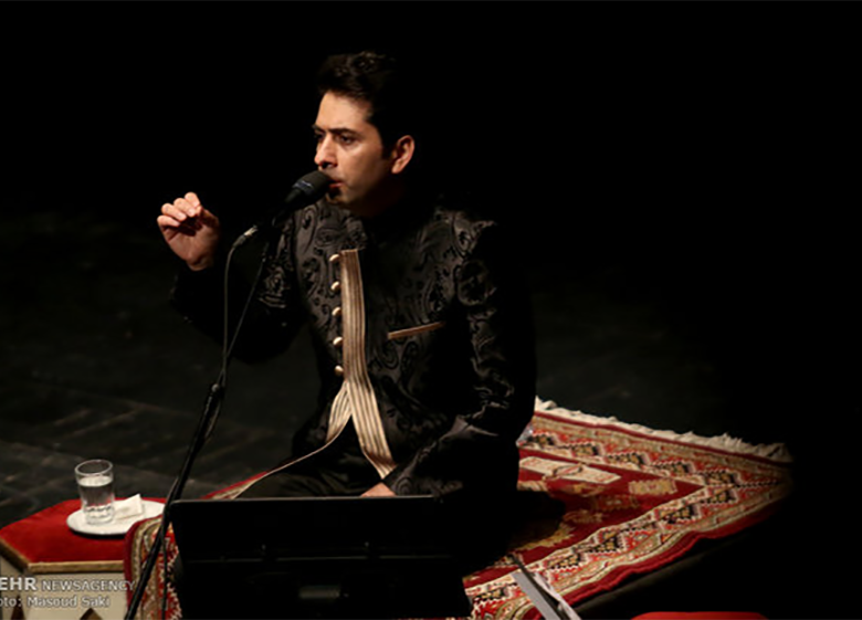 هنرمندان نابینا و کمبینا کنسرت میدهند