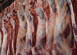 بازار گوشت آرام گرفت