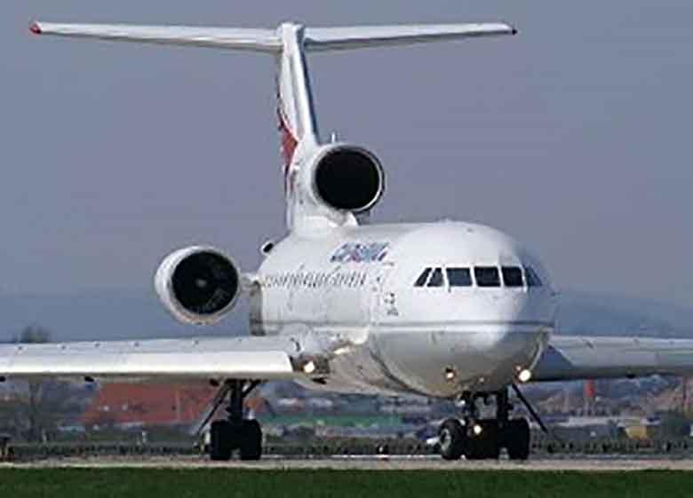 امریکا مانع صادرات هواپیماهای روسی به ایران است