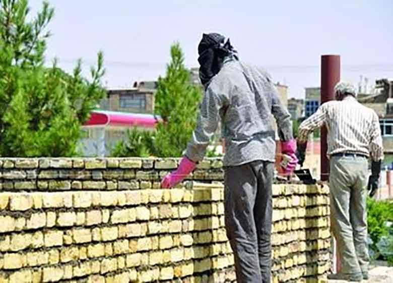 شرایط کارگران ساختمانی برای برخورداری از بیمه