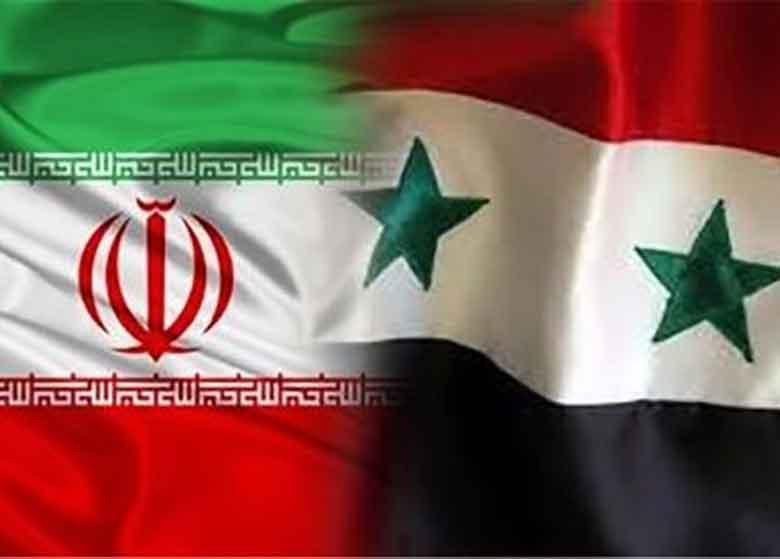 درخواست ایران برای تجارت آزاد با سوریه