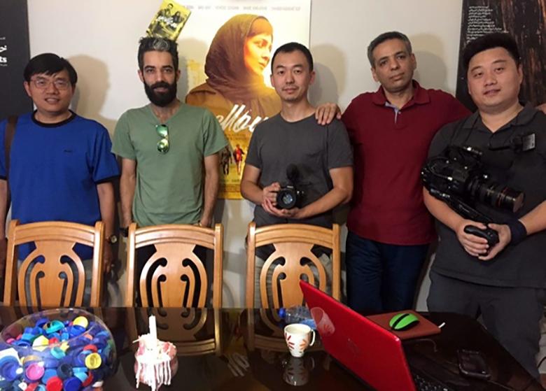 شبکه cctv چین؛ مستندی درباره کارگردان «زرد» میسازد