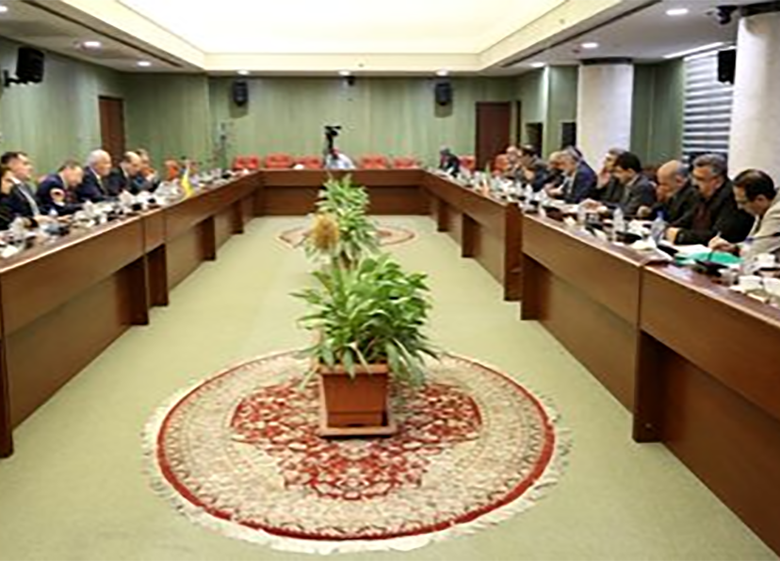 گسترش همکاریهای اقتصادی و کشاورزی ایران و اوکراین