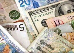 پوند و یورو بانکی افت کرد