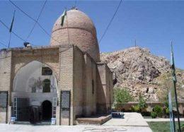 آرامگاه پیامبری در زنجان که جانشین حضرت اسماعیل (ع) بود